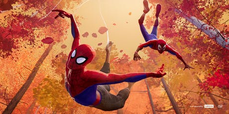 Behind the Scenes of Spider-Man: Into the Spider-Verse tickets