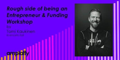 amplaffy 36: Founder Story & Funding Workshop