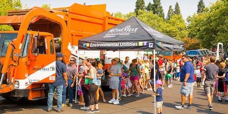 Big Trucks Summer - Garbage Trucks tickets