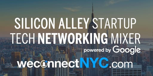 Silicon Alley NYC Tech and Startup Summer Mixer