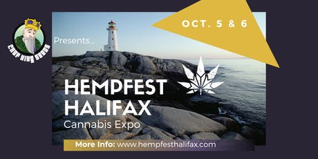 HempFest Cannabis Expo Halifax tickets