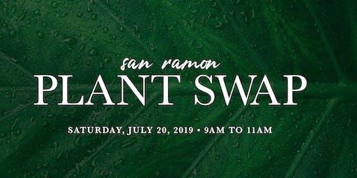 San Ramon Plant Swap