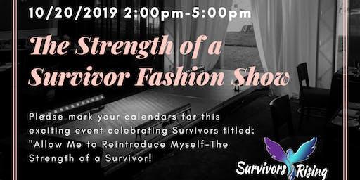 The Strength of a Survivor Fashion Show