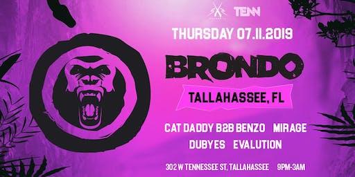 Brondo at TENN - 7/11