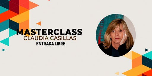 Master Class con Claudia Casillas Tour manager de Miguel Bosé