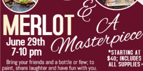 Merlot & A Masterpiece tickets
