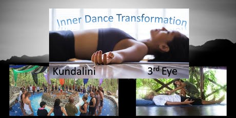 Inner Dance - Kundalini & 3rd Eye Activation Private Session tickets