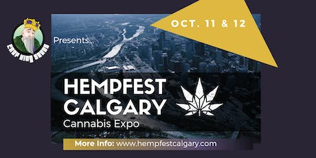 HempFest Cannabis Expo Calgary tickets