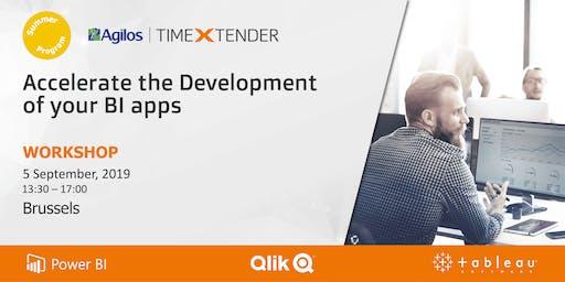TimeXtender Workshop 5 Sept 2019 - Brussels