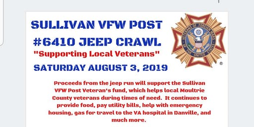 Sullivan VFW Post 6410 Jeep Crawl