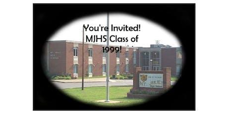 MJHS Class of 1999 Twenty Year Reunion tickets