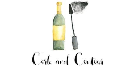 Cork and Contour @ Ultrasuite Hair Bar tickets