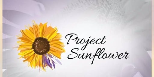 Project Sunflower—-Forget Me Not