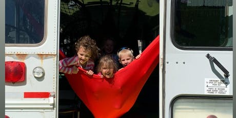 Sensory Bus Aladdin Party tickets