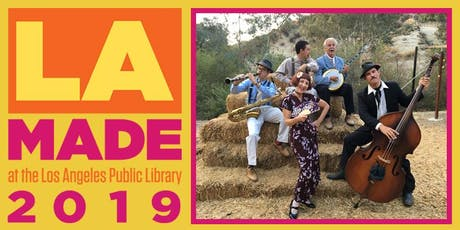 LA Made: Merrymakers of Whoopee—Janet Klein & the Parlor Boys tickets