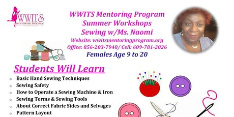 WWITS Sewing Workshop tickets