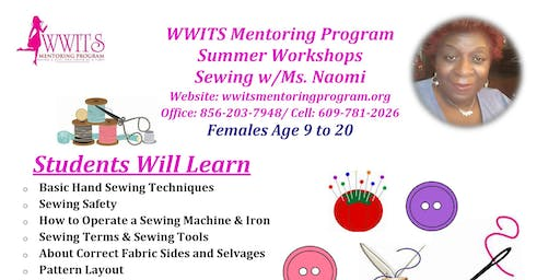 WWITS Sewing Workshop