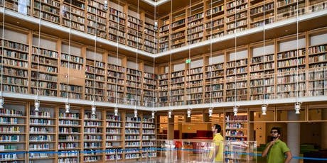 Library Road Trip: Photographing American and European Libraries tickets