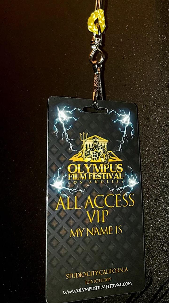 Olympus Film Festival image