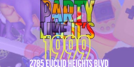 90'S Night at B Side Lounge w/ Mylkshake