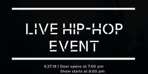 LIVE Hip-Hop EVENT