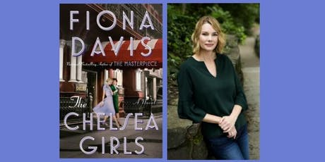An Evening with Nationally Bestselling Author Fiona Davis!  tickets