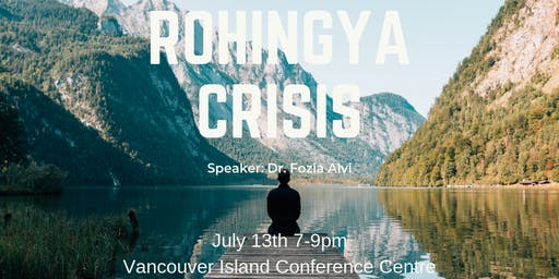 Rohingya Crisis Awareness  Event