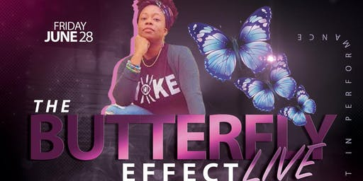 Rena Speaks Presents: The Butterfly Effect Live