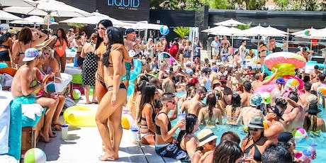 Las Vegas FriYay Pool Party Takeover tickets