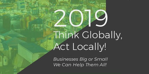 "Access Global & Tissueco Present ""2019 Think Globally, Act Locally!"""