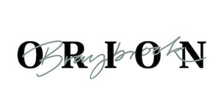 Orion Braybrook Meet Your Neighbours tickets