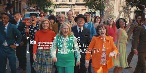 Awards Spotlight: Blumhouse TV's Bathtubs Over Broadway