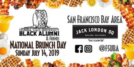 #FSUBABrunch - 2019 San Francisco Bay Area FSU Black Alumni Brunch // FSUBAA tickets
