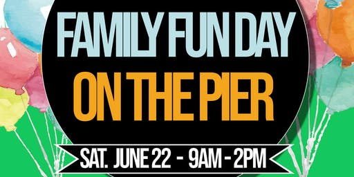 Family Fun Day on Pier 27