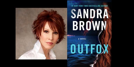 Sandra Brown OUTFOX Book Signing and Discussion tickets