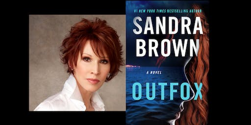 Sandra Brown OUTFOX Book Signing and Discussion