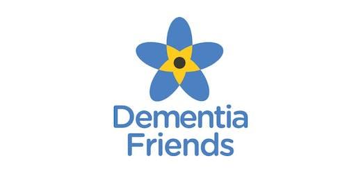 Dementia Friend Informational Session (August 2019)