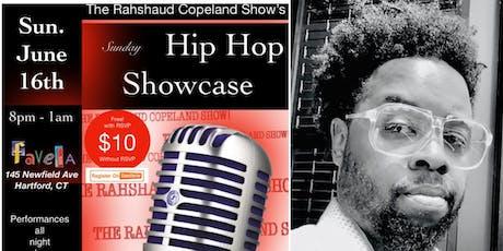 Rahshaud's Sunday Hip Hop Showcase tickets