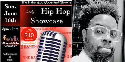 Rahshaud's Sunday Hip Hop Showcase