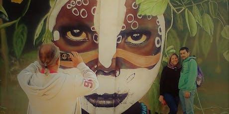 Jueves Feriado de Walking Tour Coghlan: arte urbano, paz suburbana entradas