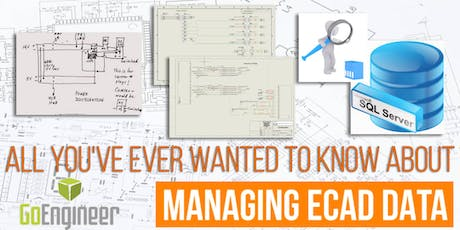 Carrollton: SOLIDWORKS All You Ever Wanted to Know About Managing ECAD Data – Electrical and PCB tickets