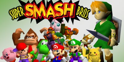 Houston Smash Bros. 64 Tournaments - Enter Young Link