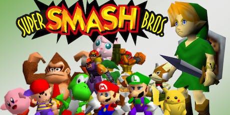 Houston Smash Bros. 64 Tournaments - Enter Young Link tickets