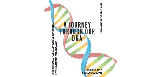 A Journey Through Our DNA by Lucky Penny
