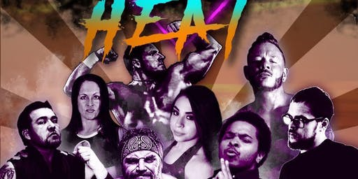 Galactic Professional Wrestling presents: Summer Heat