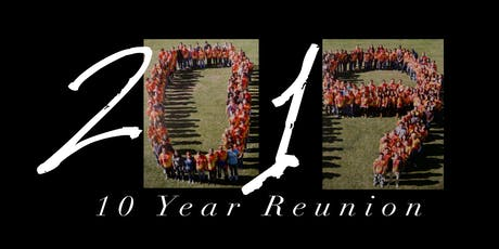 GHS 10 Year Reunion tickets
