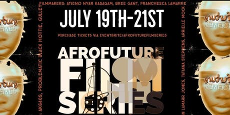 Afrofuture Film Series tickets