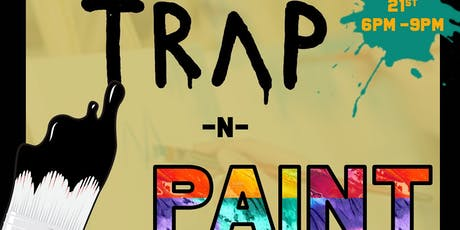 Trap & Paint tickets