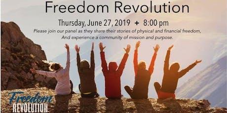 Freedom Revolution Call tickets