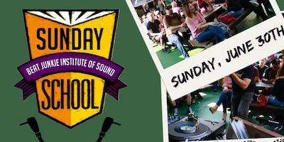 BJIOS Day Party: Sunday School @ Verdugo Bar